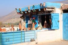 Lembranças marroquinas Imagem de Stock Royalty Free