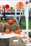 Lembranças para a venda no bulevar de Gogol Foto de Stock Royalty Free