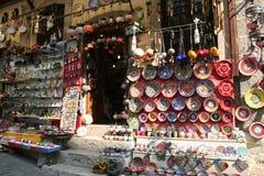 Lembranças turcas Fotografia de Stock