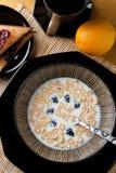 Lembrete do cereal da data aprazada Imagens de Stock