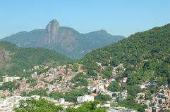 Leme (copacabana) Stock Images