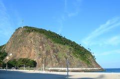 Leme point in Rio de Janeiro, Brazil Royalty Free Stock Image