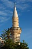 Lemesos minaret Royalty Free Stock Photography
