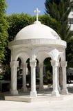 Lemesos ortodoxos Chipre da catedral do Gazebo Fotos de Stock