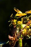 Lemmy Kilmister - Motorhead Royalty Free Stock Photos