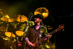 Lemmy Kilmister - Motorhead Royalty Free Stock Images
