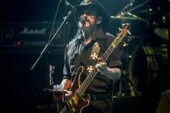 Lemmy - Motorhead Imagem de Stock