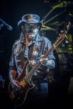 Lemmy - Motorhead Fotografia de Stock Royalty Free