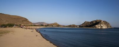 Lemnos  island of Nothern  Greece Royalty Free Stock Image