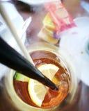 Lemon8 βαθιά Στοκ Φωτογραφίες
