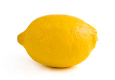 Lemon_02 jaune Photographie stock