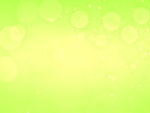 Lemon abstract bokeh background and texture Royalty Free Stock Photo