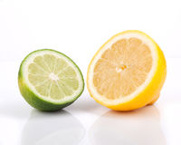 Free Lemon And Lime Royalty Free Stock Photography - 14252587
