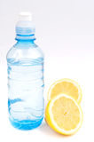 Lemon aroma water Stock Photography