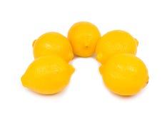 Lemon as a team and meeting Stock Photos
