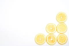 Lemon background Royalty Free Stock Photo