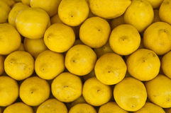 Lemon Background Royalty Free Stock Photo