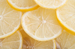 Lemon background Royalty Free Stock Photos