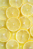 Lemon background Royalty Free Stock Photography