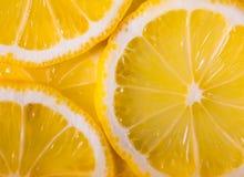 Lemon background Royalty Free Stock Images