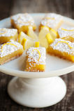 Lemon Bars royalty free stock photo