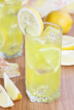 Lemon beverage Royalty Free Stock Photography
