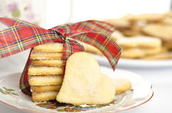 Lemon biscuits royalty free stock images