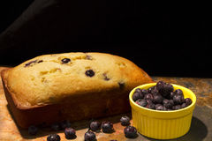 Lemon Bread Royalty Free Stock Photo