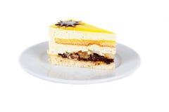 Lemon cake Royalty Free Stock Photography