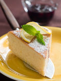 Lemon cake Royalty Free Stock Photo