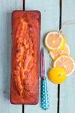 Lemon cake Stock Images