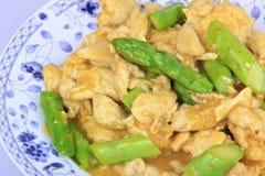 Lemon Chicken Stock Image