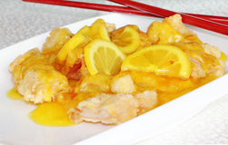 Lemon Chicken Stock Photos