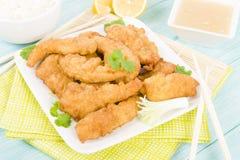 Lemon Chicken Stock Photography