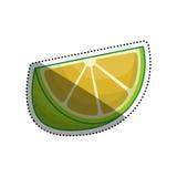 Lemon citric fruit Stock Photography