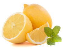 Lemon or citron citrus fruit Royalty Free Stock Photography