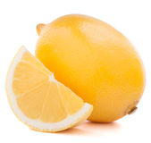 Lemon or citron citrus fruit Royalty Free Stock Image