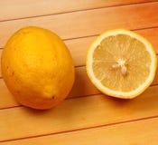 Lemon citrus fruit Stock Photos