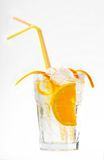 Lemon cocktail Royalty Free Stock Photography