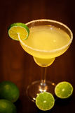 Lemon cocktail drinks Stock Photo
