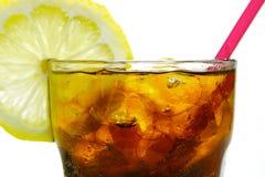 Lemon Cola Royalty Free Stock Image