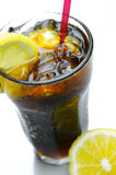 Lemon Cola Royalty Free Stock Images