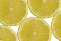 Lemon composition Royalty Free Stock Images