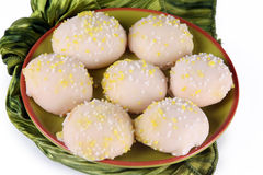 Lemon Cookies Royalty Free Stock Photos