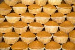 Lemon cupcakes Royalty Free Stock Photos