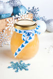 Lemon curd Royalty Free Stock Images