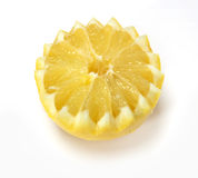 Lemon for decoration Stock Photo