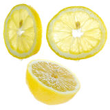 Lemon designer's set. Stock Photo