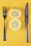 Lemon diet Royalty Free Stock Photography