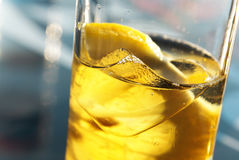 Lemon Drink Royalty Free Stock Photography